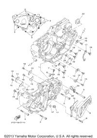 2005 Yamaha YFZ450 (YFZ450T) OEM Parts, Ron Ayers