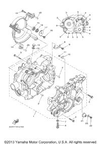 2006 Yamaha BRUIN 350 4WD (YFM35FAV) OEM Parts, Babbitts