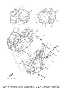 2007 Yamaha GRIZZLY 700 (YFM7FGPW) OEM Parts, Babbitts