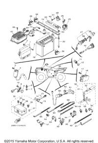Polaris Front Differential Diagram, Polaris, Free Engine
