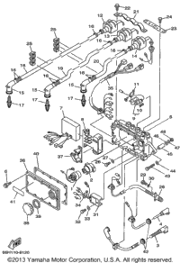 Honda Generator Exhaust Ventilation System