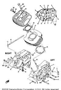 1973 Yamaha AT3_CT3 (AT3) OEM Parts, Babbitts Online