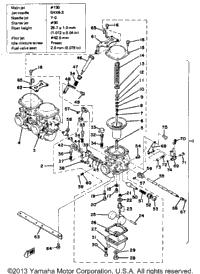 1978 Yamaha XS750SE OEM Parts, Babbitts Online