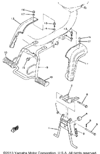 1980 Yamaha QT50 OEM Parts, Babbitts Yamaha Partshouse