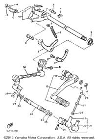 Yamaha Venture Fuel Pump Relay, Yamaha, Free Engine Image