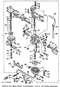 Polaris Snowmobile Fuel Filter, Polaris, Free Engine Image