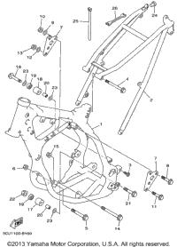 Yamaha Yz250 Carburetor Diagram, Yamaha, Free Engine Image