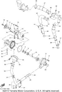 2001 Yamaha FZ1 (FZS1000N) OEM Parts, Babbitts Yamaha