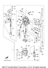 2002 Yamaha TTR250 (TTR250PC) OEM Parts, Babbitts Online