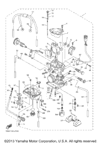 Yz250f Carburetor Diagram YZ85 Carburetor Diagram Wiring