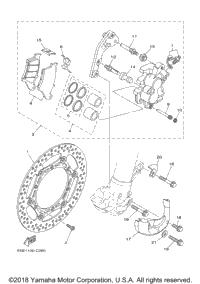 2004 Yamaha YZ125 (YZ125S1) OEM Parts, Babbitts Online