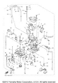 2004 Yamaha YZ250F (YZ250FS) OEM Parts, PartsPitstop.com