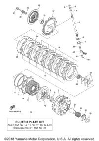 2007 Yamaha YFZ-R1 (YZFR1WC) OEM Parts, Babbitts Yamaha