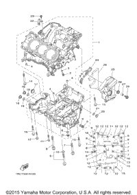 yamaha outboard motor parts diagram servo wiring arduino road star free for you 2016 fz09 fz09gb oil cleaner part shark engine diagrams
