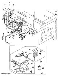 1998 Yamaha EDL6500S OEM Parts, Babbitts Yamaha Partshouse
