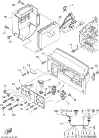 2000 Yamaha EF2800I OEM Parts, Ron Ayers