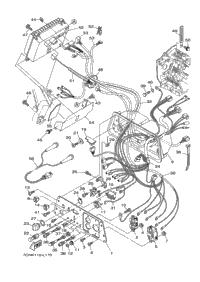 2012 Yamaha EF3000ISE OEM Parts, Babbitts Yamaha Partshouse