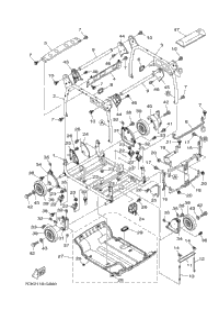 2008 Yamaha EF6300ISDE OEM Parts, Babbitts Online