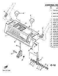 Yamaha Rhino 660 Fuel Filter, Yamaha, Free Engine Image