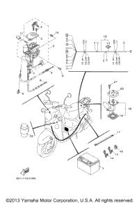 2006 Yamaha VINO 50 (XC50V) OEM Parts, Babbitts Online