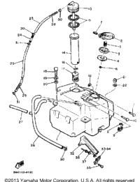 1984 Yamaha ENTICER 340 (ET340H) Track Suspension 2