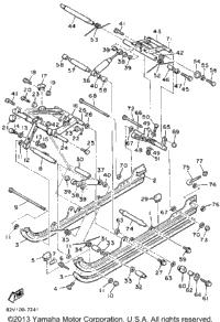 1988 Yamaha PHAZER (PZ480M) OEM Parts, Babbitts Online