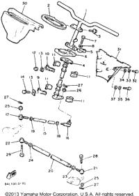 1993 Yamaha PHAZER II (PZ480T) OEM Parts, Babbitts Online