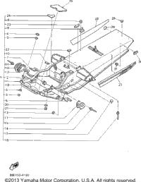 1994 Yamaha OVATION LE (CS340EU) OEM Parts, Babbitts Online