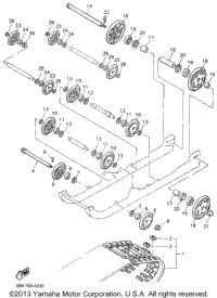 Yamaha Venture Motorcycle Engine Diagrams Yamaha Motor