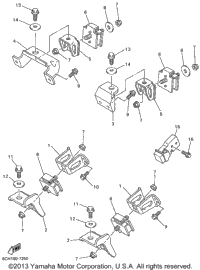 Yamaha Electric Generators, Yamaha, Free Engine Image For