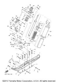 2005 Yamaha VK540 III (VK540EK) OEM Parts, Babbitts Yamaha