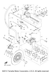 2006 Yamaha APEX RTX (RX10RTL) OEM Parts, Babbitts Yamaha