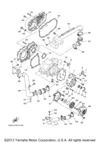 2006 Yamaha RHINO 660 4WD (YXR66FAVGR) OEM Parts, Babbitts