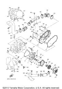 2007 Yamaha RHINO 450 (YXR45FW) OEM Parts, Ronnie's Mail Order