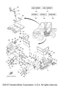 2007 Yamaha RHINO 660 (YXR66FW) OEM Parts, Babbitts Online