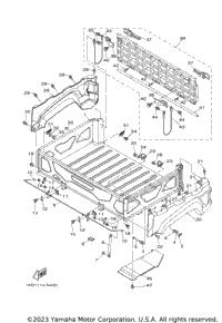 2014 Yamaha VIKING 700 EPS (YXM700PEG) OEM Parts, Babbitts