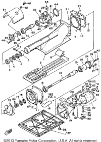 1991 Yamaha WR650P OEM Parts, Babbitts Online
