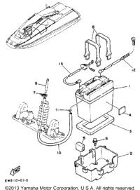 1992 Yamaha 650 Waverunner Fuel Filter, 1992, Get Free