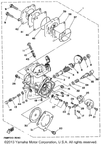 Wiring Diagram: 31 Yamaha Blaster Parts Diagram