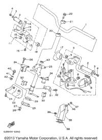 1996 Yamaha WAVE VENTURE 700 (WVT700U) OEM Parts, Babbitts