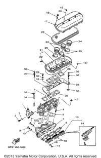 Yamaha Motor Gp, Yamaha, Free Engine Image For User Manual