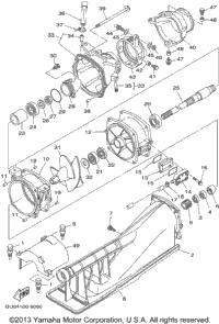 1999 Yamaha WAVE RUNNER GP800 (GP800X) OEM Parts, Babbitts