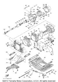 2006 Yamaha WaveRunner FX Cruiser (FX1000AE) OEM Parts