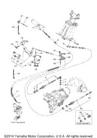 2006 Yamaha WaveRunner VX110 Deluxe (VX1100AE) OEM Parts