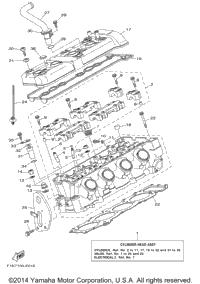 2007 Yamaha WaveRunner VX Cruiser (VX1100AF) OEM Parts