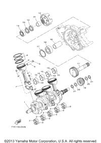 2010 Yamaha VX SPORT (VX1100J) OEM Parts, Babbitts Online