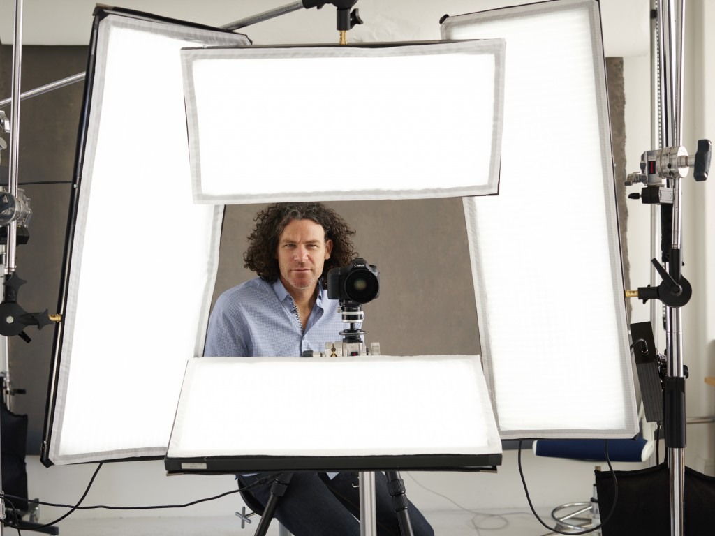 The Perfect Portrait Formula Peter Hurleys Flex LED