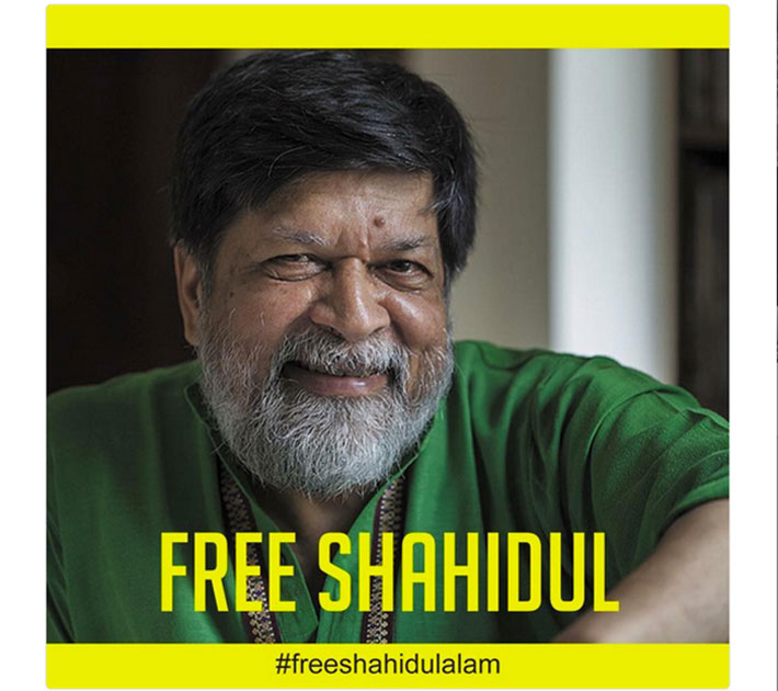 Photographer Shahidul Alam, Drik Founder, Seized by Police over his Reporting in Dhaka (Update) | PDNPulse