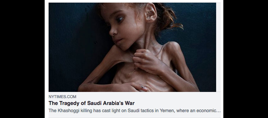 The Image of Famine That Facebook Tried to Censor | PDNPulse
