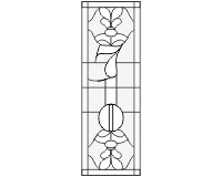 Easy nativity suncatcher simplerPDQ stained glass patterns